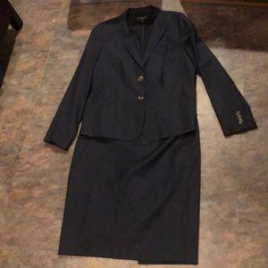 Talbots 2 piece suit